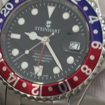 Steinhart Steel 42mm Automatic S 02 05 pre-owned