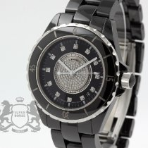 Chanel Ceramic 38mm Automatic H1757 pre-owned