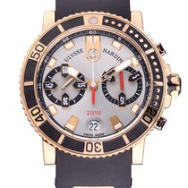 Ulysse Nardin Maxi Marine Diver 8006-102-3A/91 pre-owned