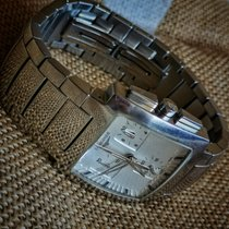 Longines Oposition Steel 34mm White No numerals