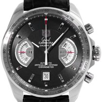 TAG Heuer Grand Carrera CAV511A.FC6225 2014 pre-owned