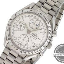 Omega Speedmaster Day Date Steel 39mm Silver No numerals United States of America, Pennsylvania, Willow Grove