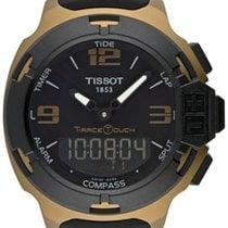 Tissot T-Race Touch 42.2mm Schwarz