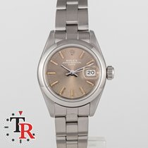 Rolex Oyster Perpetual Lady Date Acero 26mm Marrón España, Madrid