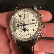 Longines Master Collection L2.773.4.78.3 Very good Steel 42mm Automatic