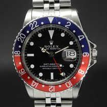 Rolex 1675 Steel 1968 GMT-Master 40mm pre-owned United States of America, Florida, Miami