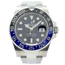 Rolex Steel 40mm Automatic 116710BLNR pre-owned United States of America, Indiana, Carmel