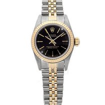 Rolex Oyster Perpetual Steel Black No numerals South Africa, Johannesburg