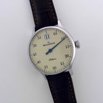 Meistersinger Steel 40mm Automatic SH903 pre-owned