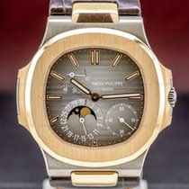 Patek Philippe Nautilus White gold 43mm United States of America, Massachusetts, Boston