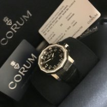 Corum Admiral's Cup Competition 40 új 2019 Automata Óra eredeti dobozzal és eredeti dokumentumokkal 082.954.47/F371 AN32