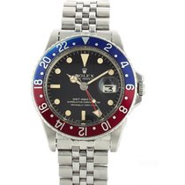 Rolex GMT-Master GMT 1675 LONG E 1968 pre-owned