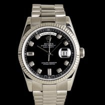 Rolex 118239 Or blanc 2010 Day-Date 36 36mm occasion