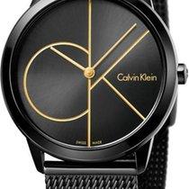 ck Calvin Klein Steel K3M224X1 new