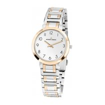 Jacques Lemans Classic Milano Steel 30mm Silver