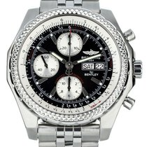 Breitling Bentley GT Steel 44mm Black United States of America, Illinois, BUFFALO GROVE