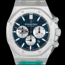 Audemars Piguet Royal Oak Chronograph new 2019 Automatic Chronograph Watch with original box and original papers 26320ST.OO.1220ST.03