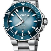 Oris Steel 43mm Automatic 01 733 7730 4175-Set new United States of America, Texas, Frisco