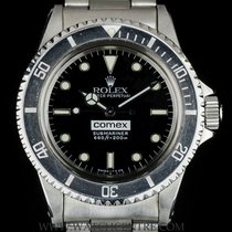 Rolex 5514 Steel 1974 Submariner (No Date) 40mm pre-owned