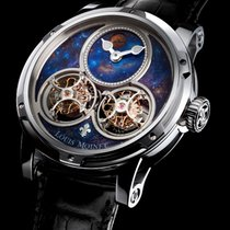Louis Moinet Sideralis Double Tourbillon
