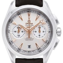 Omega Seamaster Aqua Terra GMT Chronograph 231.13.43.52.02.001