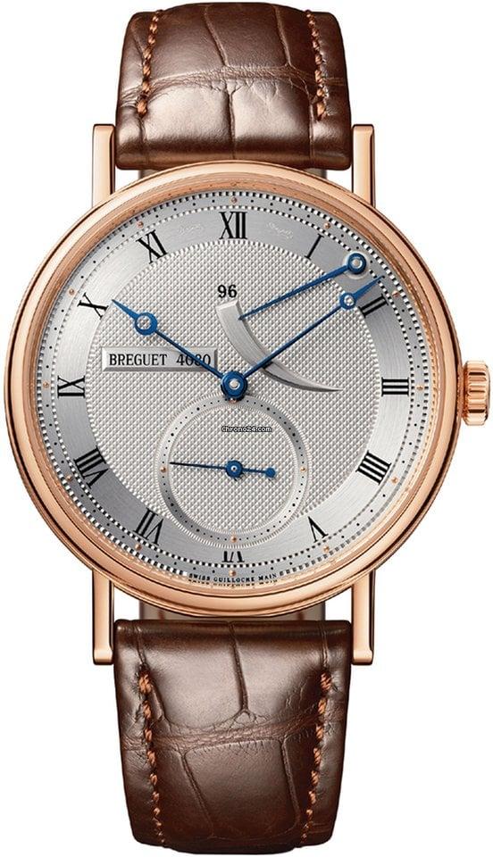 Breguet Classique 5277br/12/9v6 2021 new