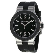 Bulgari 42mm Automatic new Diagono Black