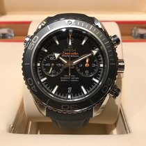 Omega Seamaster Planet Ocean 600M Chronograph 45.5mm B&P