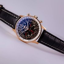 Breitling Navitimer Cosmonaute 18kt Limited Edition (XX/250)