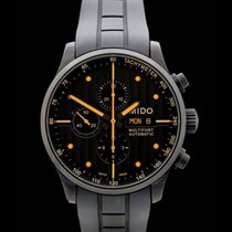 Mido Multifort Chrono Black PVD Special Edition - Referenz...