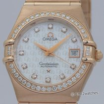 歐米茄 (Omega) Constellation 50th Anniversary