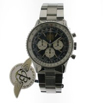 Breitling Old Navitimer new 1995 Manual winding Watch with original box and original papers A11021