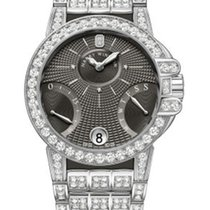 Harry Winston new Automatic 36mm White gold
