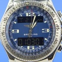 Breitling B-1 Stahl 44mm Blau
