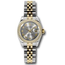 Rolex Lady-Datejust Gold/Steel 26mm Roman numerals United States of America, Pennsylvania, Holland