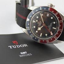 Tudor Black Bay GMT Stahl 41mm Schwarz Keine Ziffern Deutschland, Augsburg