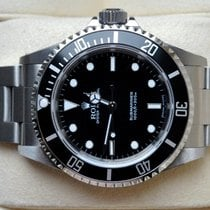 Rolex [99% like NEW 2-Liner] Submariner (no date) - D - 2005