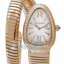 Bulgari Serpenti Rose gold 35mm Silver United States of America, New York, Airmont