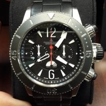 Jaeger-LeCoultre Master Compressor Diving Chronograph GMT Navy SEALs Титан 46mm