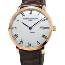 Frederique Constant Slimline Automatic FC-306MR4S4 new