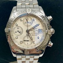 Breitling A13357 Steel Chrono Cockpit 36mm pre-owned United States of America, New York, New York