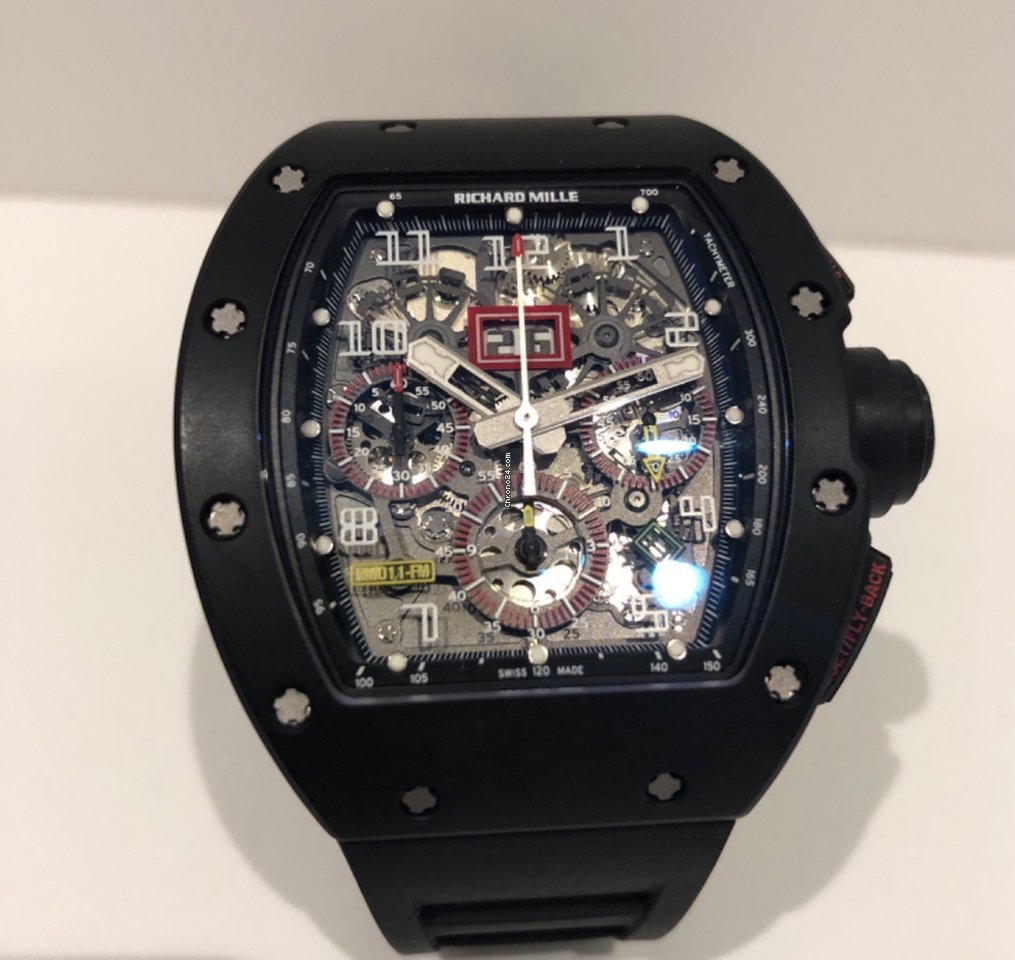 7bb2f1e4807 Richard Mille RM 011 - all prices for Richard Mille RM 011 watches on  Chrono24