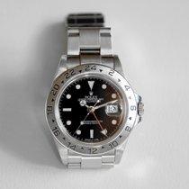 Rolex 16570 Acciaio Explorer II 40mm