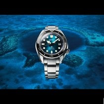 Seiko Marinemaster new 2019 Automatic Watch with original box and original papers SPB083J1