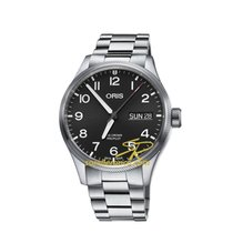 Oris Big Crown ProPilot Day Date 01 752 7698 4194-8 22 19 ORIS 55th Reno Acciaio Limitato new