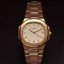Patek Philippe 3900/1 Or jaune Nautilus 33mm occasion
