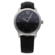 H.Moser & Cie. Platinum 39mm Manual winding 321.503-003 pre-owned