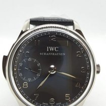 IWC IWC MINUTE REPEATER IW5242 WHITE GOLD 250 PIECE LIMITED Or blanc Portuguese Minute Repeater occasion