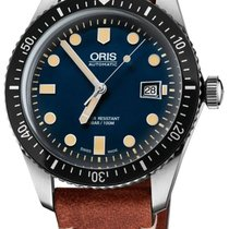 Oris Divers Sixty Five Steel 42mm Blue United States of America, California, Moorpark