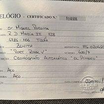 Zenith Automático 115.020450400 usado Portugal, Areias